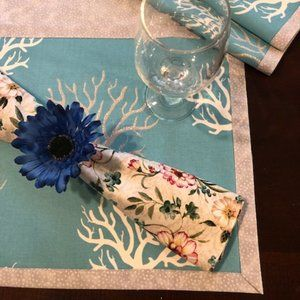 Handmade 🌺 Placemats